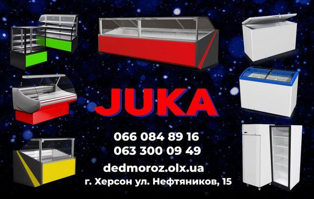 JUKA Холодильное оборудование НОВОЕ и Б/У