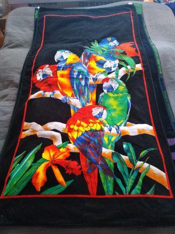 Duży ręcznik plażowy duże ręczniki plażowe kąpielowe Karsten Zwoltex