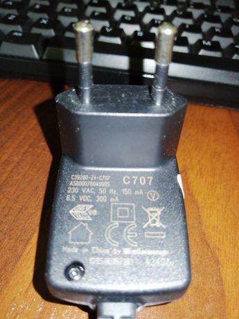 Zasilacz 6,5V 300 mA do telefonu Siemens Gigaset