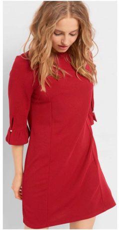 Красное платье Orsay