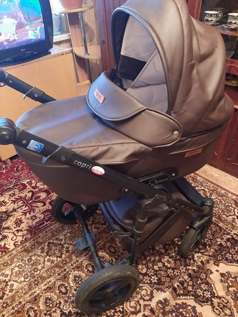 Срочно продам детскую коляску Broco Capri 2 в 1