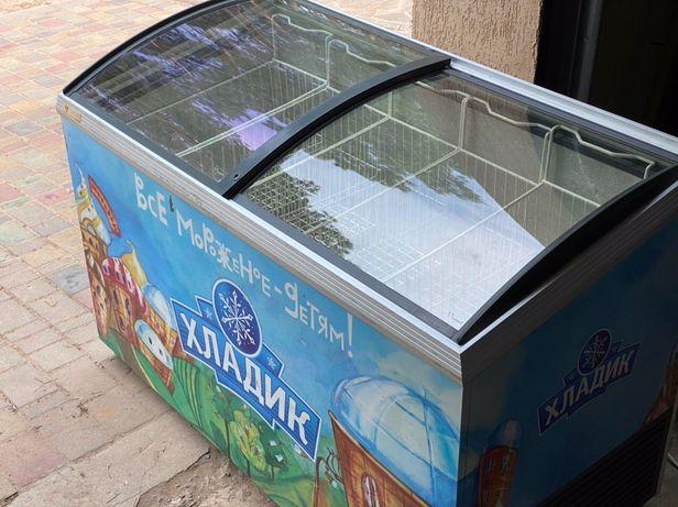 Морозильная камера БУ,  Морозильная витрина, Морозильный ларь БУ