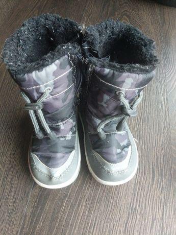 Дитячі зимові черевики 23