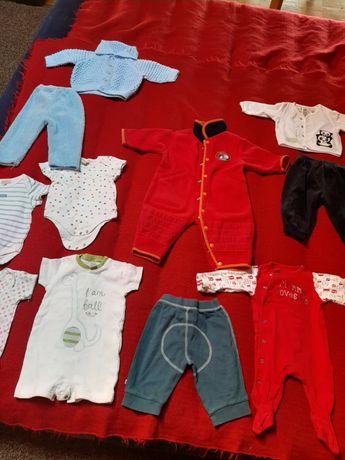 ubrania chłop 62-68