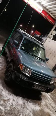 Pajero pininfarina 2005r LPG 4x4