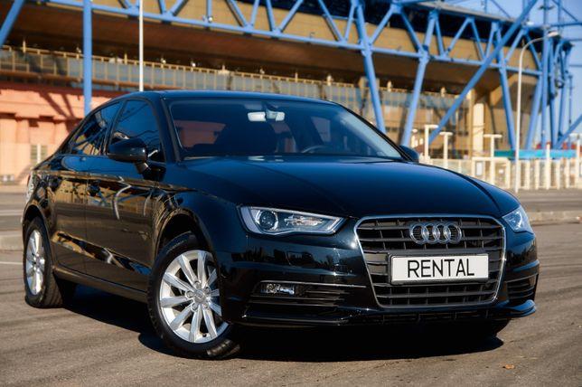 Аренда автомобиля Audi A3 NEW