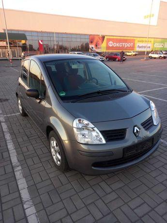 Renault Modus 2006г. 1.6 бензин в отличном состоянии