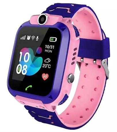 Relógio Smartwatch crianças incluí camera, faz e recebe chamadas (Novo