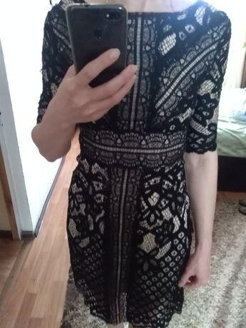 Плаття кружево s-m
