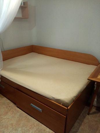 Кровать+ортопедический матрас
