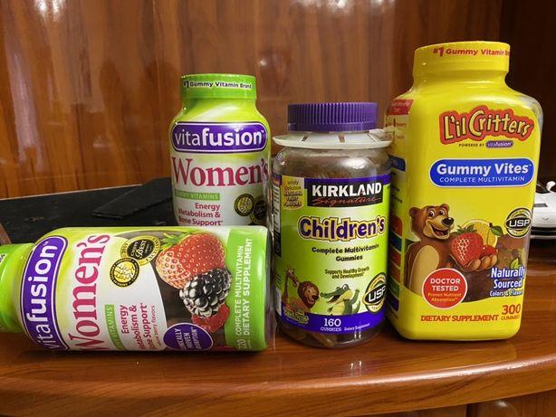 Вітаміни  для дітей і не тільки
