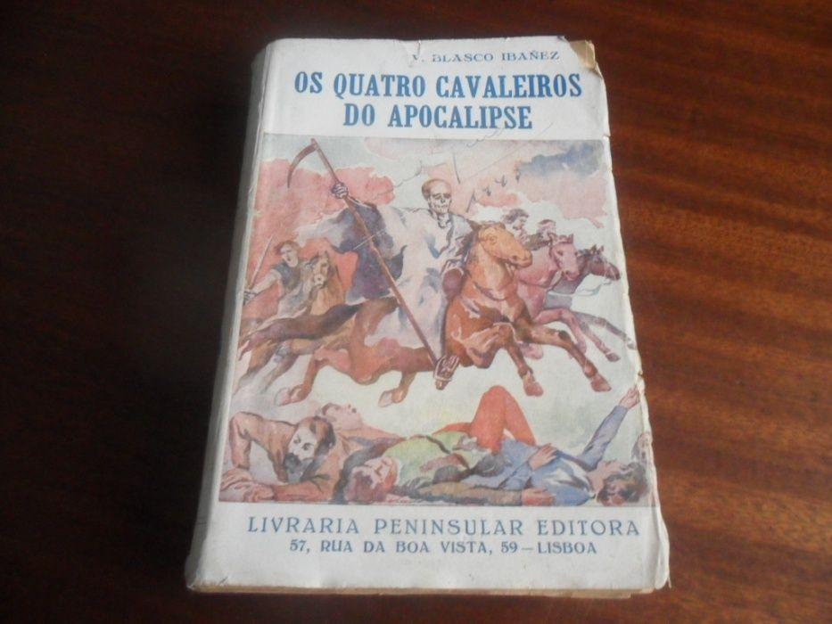 """Os Quatro Cavaleiros do Apocalipse"" de V. Blasco Ibañez"