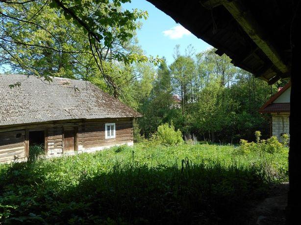 Działka Siedlisko na Pogórzu Dynowskim