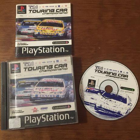 Jogo PlayStation 1 Touring car championship PS1