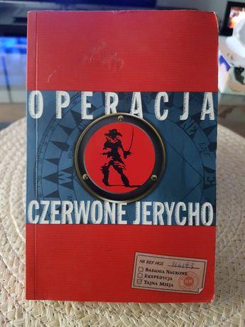 Operacja czerwone Jerycho Joshua Mowll
