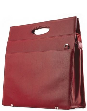 Женский Портфель из натуральной кожи. Женская сумка из кожи