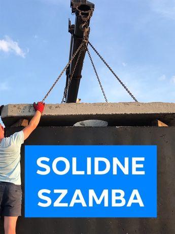 Szambo Szczelne CENY PRODUCENTA zbiornik z przejściem szczelnym Osieck