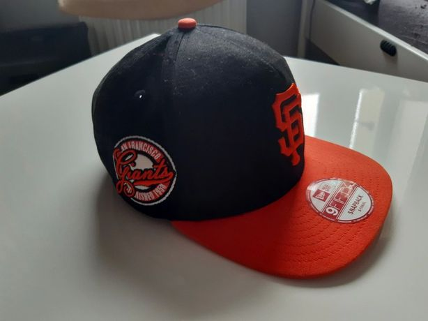 Czapka Snapback San Francisco Giants New Era