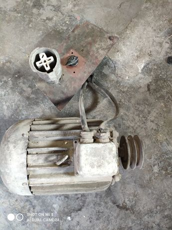 Silnik elektryczny trójfazowy 4 kW