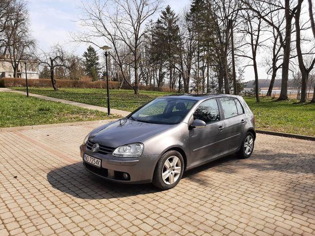 Sprzedam VW Golf V 1,9TDI BLS, 2007 przebieg 275000km