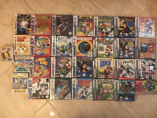 Jogos Nintendo GameBoy