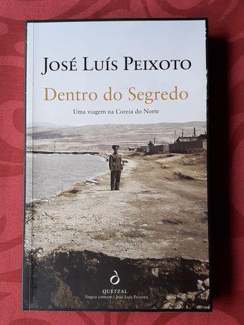 Dentro do Segredo, José Luís Peixoto