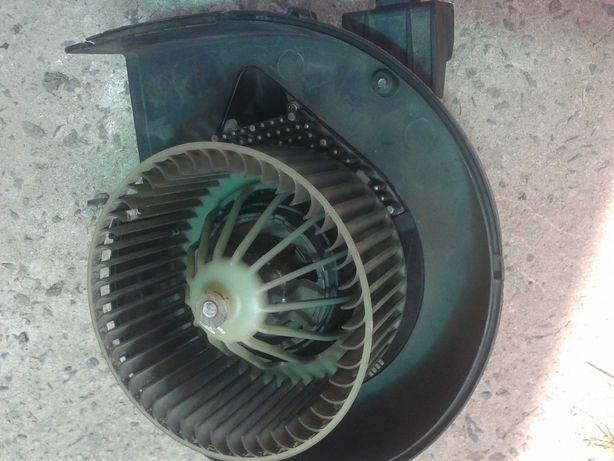 Вентилятор пічки Фіат Скудо.Fiat Scudo