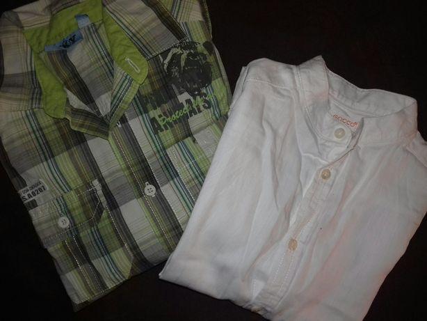 Camisa NKY e camisa Gocoo 4/5 anos