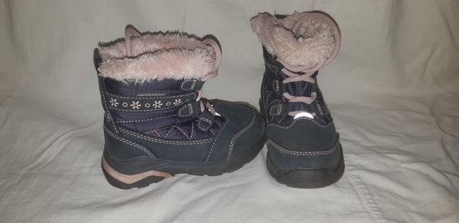 Димесизонка lupilu, ботиночки Nelli blu