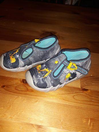 Pantofle Befado 24 dla chłopca