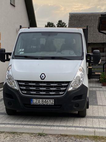 Renault Master Skrzyniowy Koła Bliźniacze