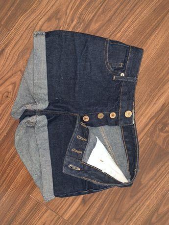 Krótkie spodenki jeansowe RIVER ISLAND 36 s