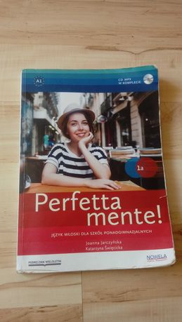 Perfettamente 1a, podręcznik do języka włoskiego