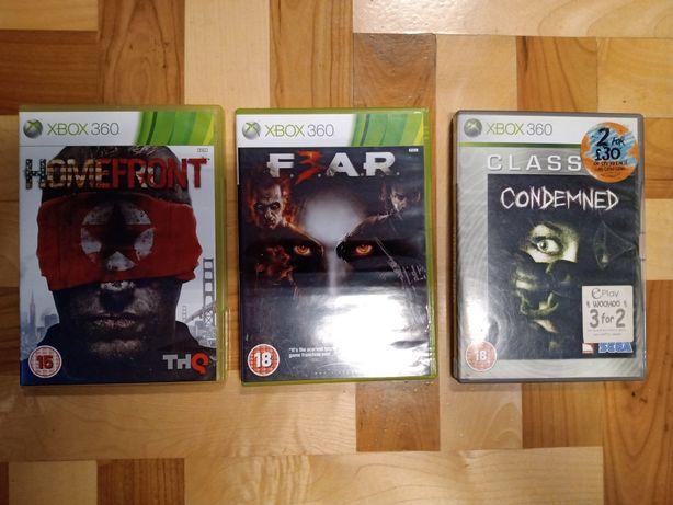 Gry Xbox 360 wysyłka