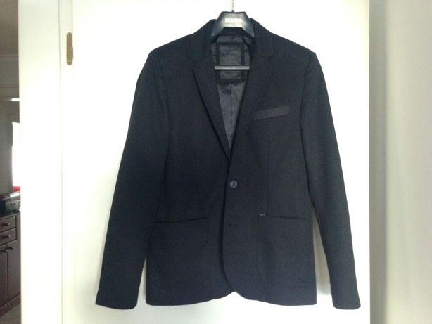 Blazer preto novo, tamanho M, Pull&Bear