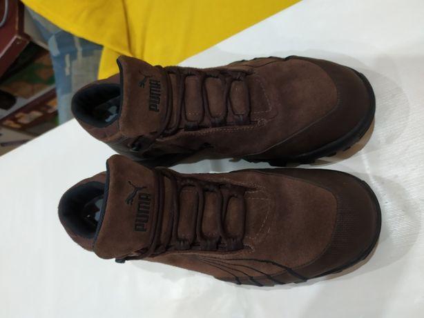 Кроссовки ботинки зимние PUMA Gore-Tex