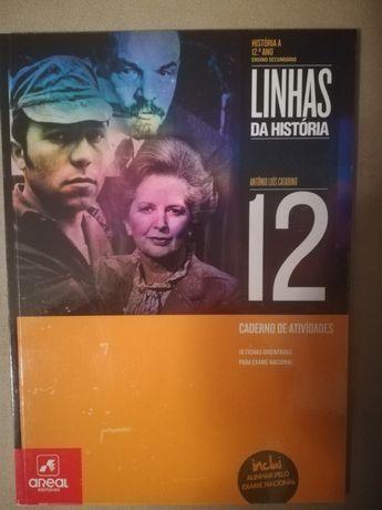 Manual de atividades história 12 ano