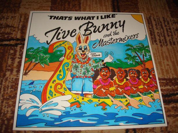 Płyty winylowe Jive Bunny- And The Mastermixes