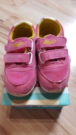 Buciki dla dziewczynki rozmiar 24 Bejo
