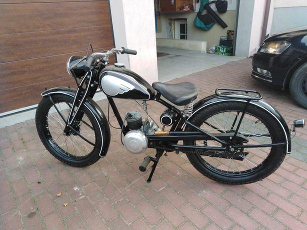 DKW RT100. 1937r.