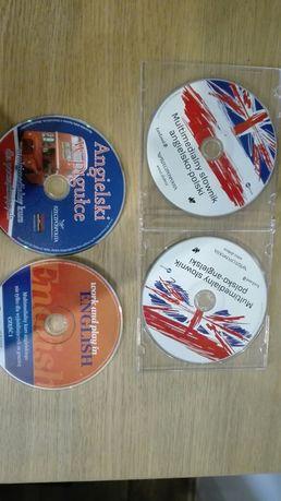 Angielski slownik CD kurs angielskiego multimedialny