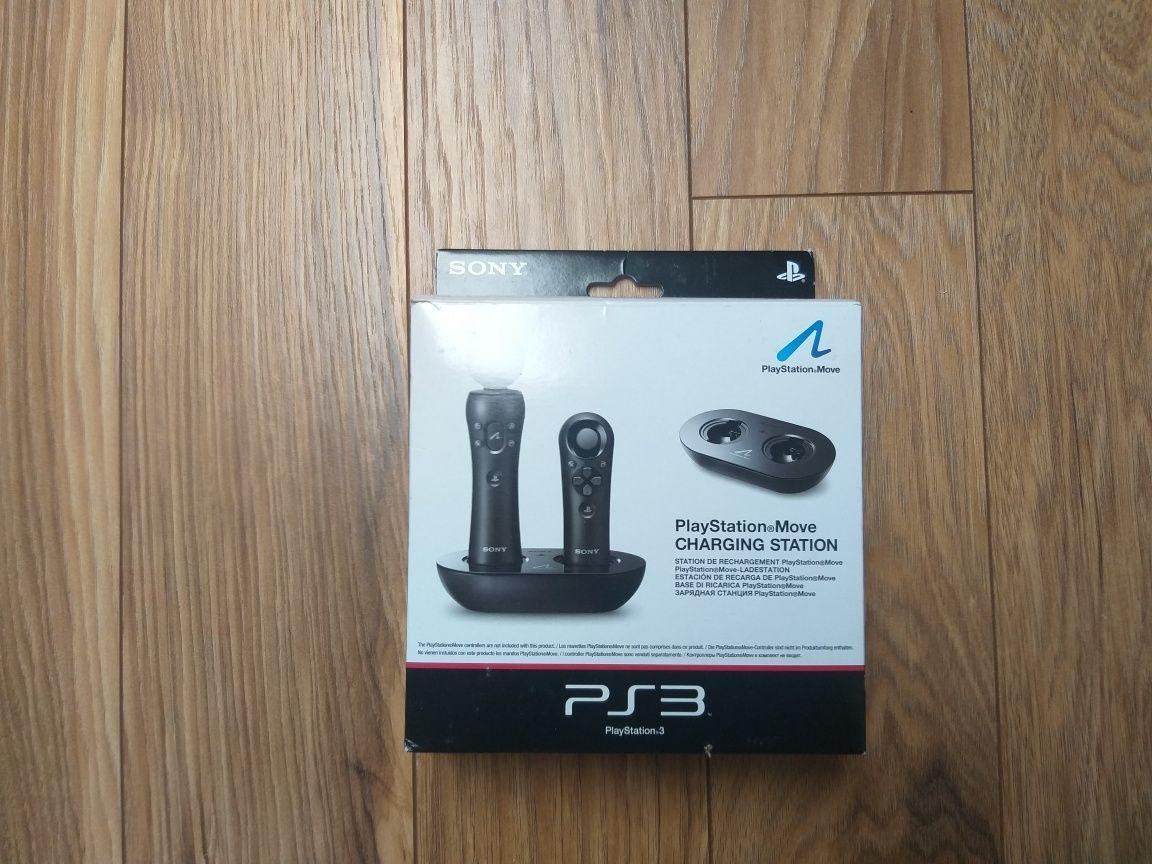 Ps4 PlayStation 4 ps3 stacja dokująca , nowa nieużywane move vr
