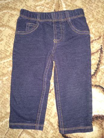 Штаны на 12 месяцев, джинсы, Картерс