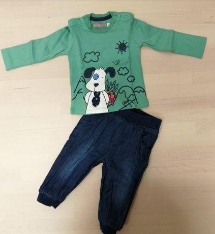 Lote roupa bebé 6 meses