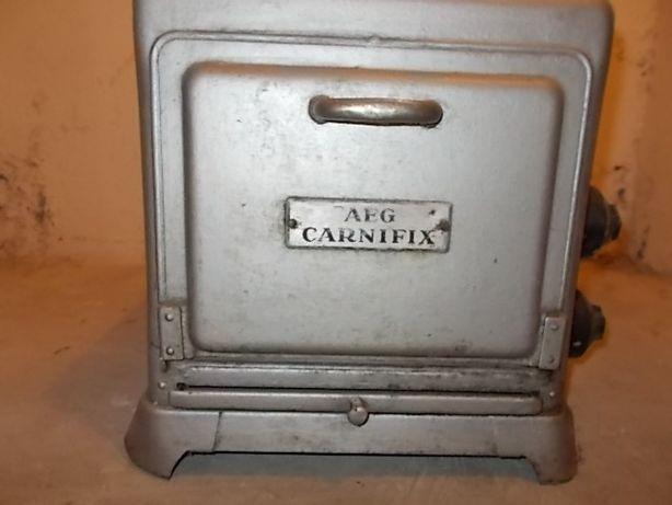 Zabytkowy piekarnik elektryczny AEG CARNIFIX
