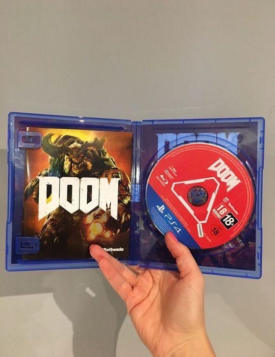 Gra Doom ps4 Sosnowiec - image 1