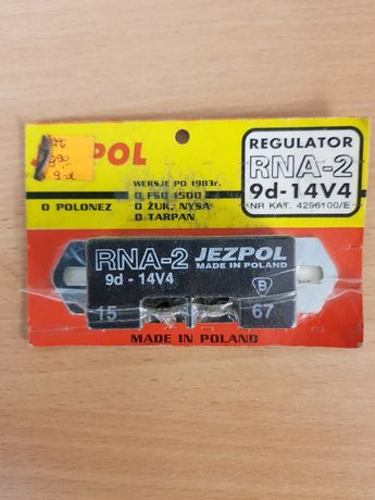 Regulator RNA-2 9d (elektroniczny regulator napięcia alternatora )