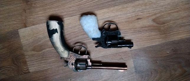 Советские детские металлические пистолеты под пистон