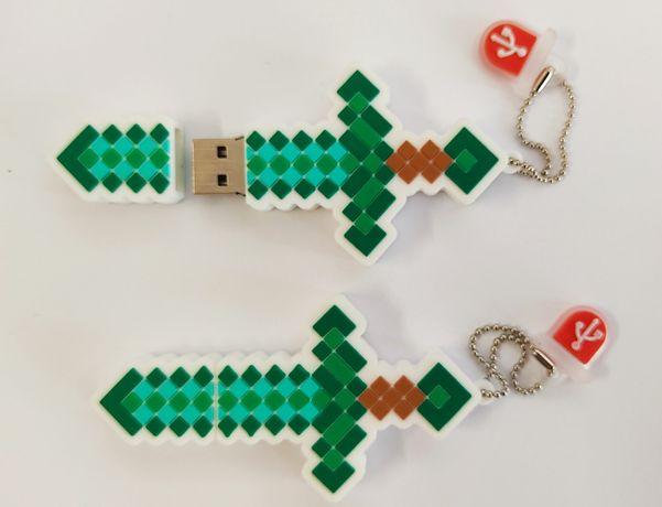 Pendrive Minecraft diamentowy miecz 32 GB