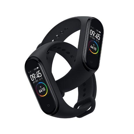 Фитнес-браслет Xiaomi Mi Smart Band 4 Black (Оригинал)